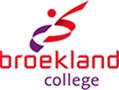 Logo Broekland College