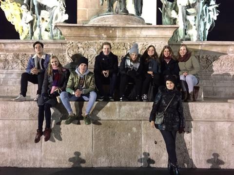 studiereis-budapest-groep