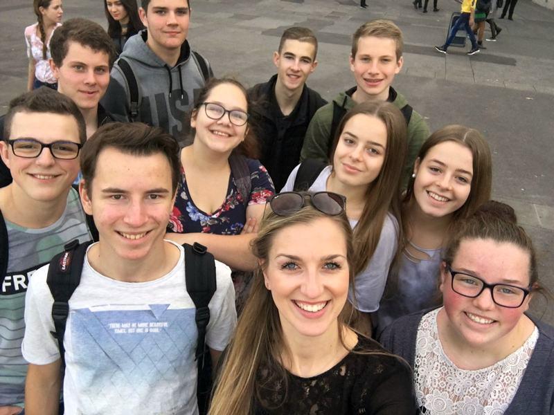 """Rombouts College Brunssum – WAK Reis (Wenen, Auschwitz en Krakau), november 2017"