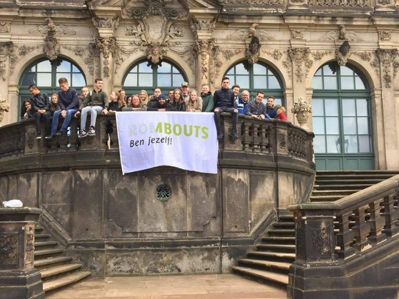 Romboutscollege Brunssum - Combinatiereis Dresden-Berlijn, oktober 2017