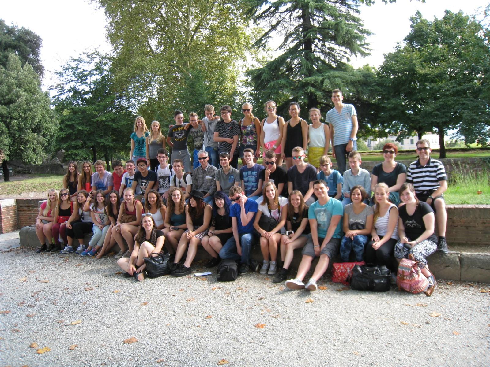 stjanscollege.italie.2014