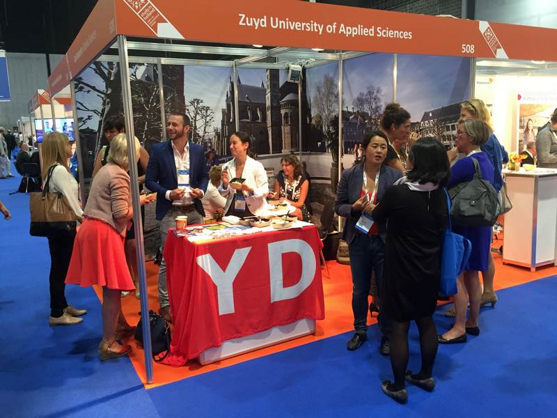 Reisverslag Studiereis Liverpool, Zuyd University of Applied Sciences