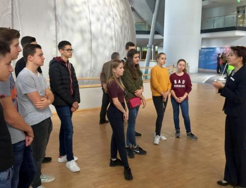 Romboutscollege Brunssum – Combinatiereis Dresden-Berlijn, oktober 2017