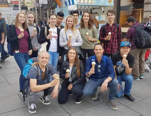 Romboutscollege Brunssum – WAK Reis (Wenen, Auschwitz en Krakau), oktober 2017