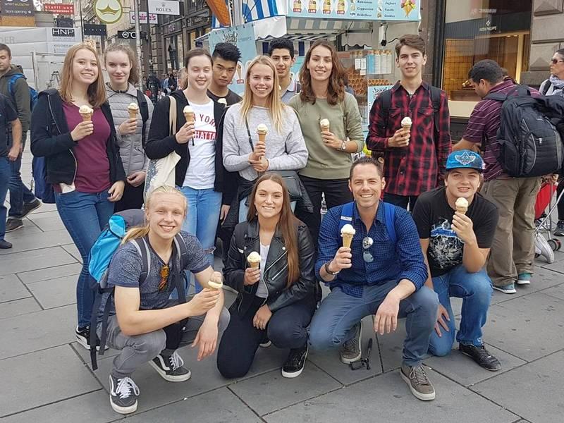 Rombouts College Brunssum – WAK Reis (Wenen, Auschwitz en Krakau), november 2017