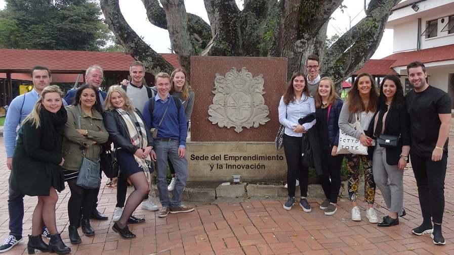 Reisverslag Studiereis Colombia, Zuyd Hogeschool