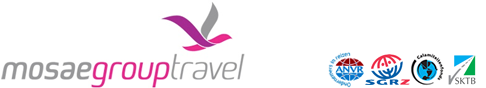 Mosae Group Travel Logo