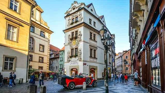 Schoolreis Praag