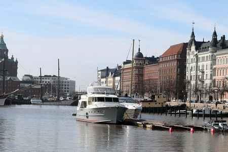 Studiereis Finland