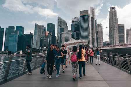 Studiereis Singapore