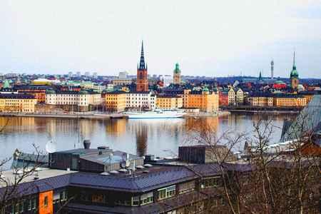 Studiereis Zweden