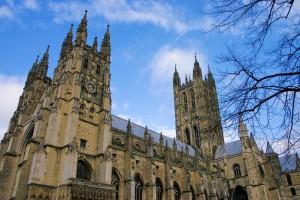 Canterbury Cathedral is een hoogtepunt tijdens een TTO Taalreis Canterbury