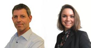 Robert Meij en Anne Dassen van Mosae Group Travel
