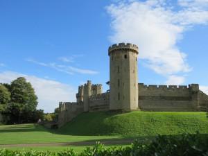Bezoek het Warwick Castle tijdens een TTO Taalreis Leamington Spa