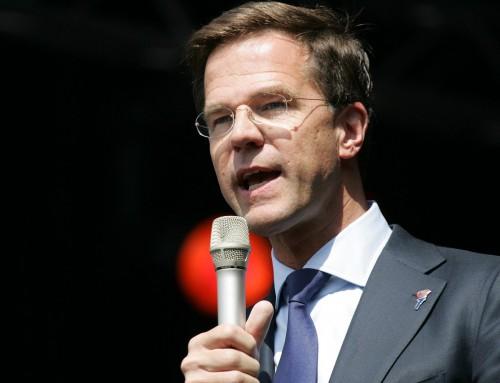 """Premier Rutte over schoolreizen: """"Bij terugkomst van mijn schoolreis wist ik het zeker"""""""